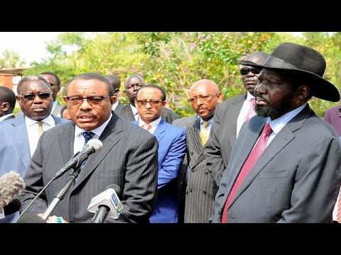 South Sudan leader calls for national dialogue to end 3-year civil war