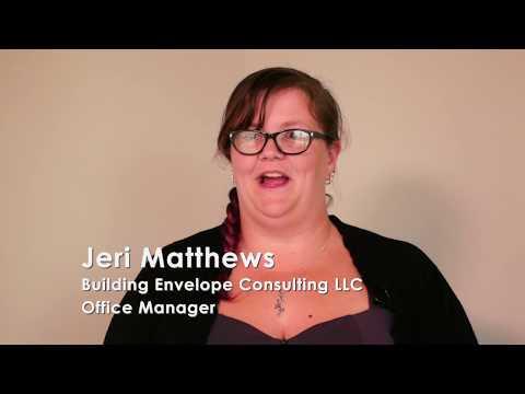Mobile Data Collection GoCanvas Testimonial - Jeri Matthews, Building Envelope Consulting