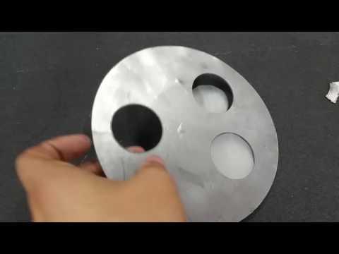 IECHO BK Series Non-metal graphite gasket cutting machine