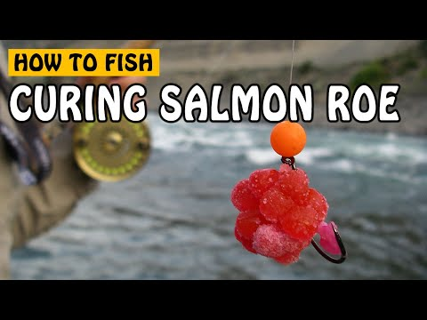 How to fish: Curing Salmon Roe