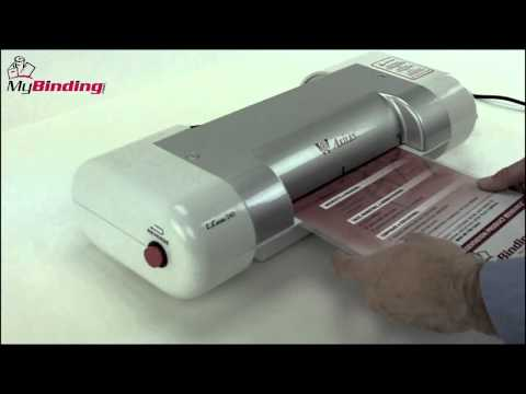 Akiles iLam 240 Pouch Laminator Review - AIL240