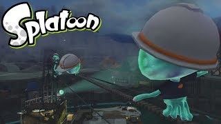 Splatoon - New Out Of Bounds Glitches!