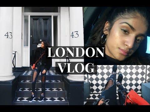 LONDON VLOG: GOING TO STORM MODELLING AGENCY | Kim Mann