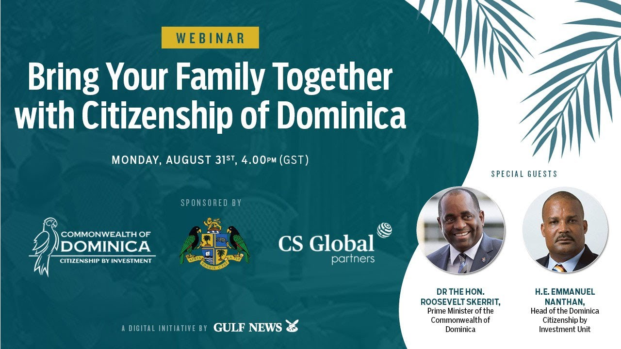 How Family Friendly is Dominica's Citizenship by Investment programme?