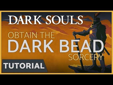 Dark Souls: How to get the Dark Bead Sorcery Spell (DLC)