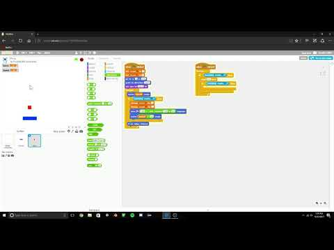 How to Make a Pong Game In Scratch