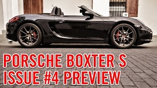 Issue #04 Preview - Porsche Boxster