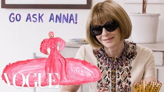 Anna Wintour on Cardi B and Her Favorite Runway Show Ever | Go Ask Anna | Vogue