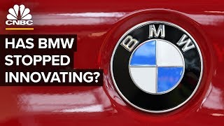 Why BMW Is No Longer The Leader In Luxury Sales