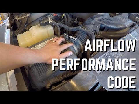 Chevy Avalanche Mass Airflow Performance Issue