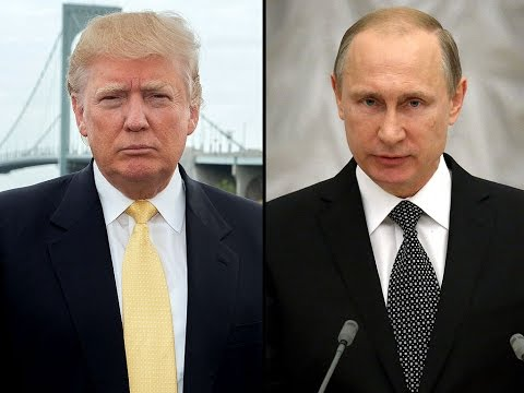 Dem Senator: Trump & Putin 'Are The Founder Of ISIS'