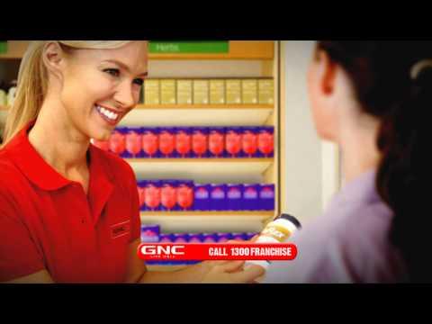 GNC LiveWell Australia Franchise