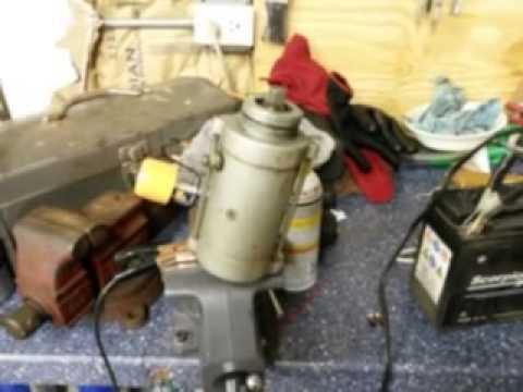 Testing a motorcycle starter motor - Honda cb350
