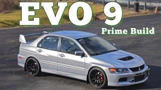 2006 Mitsubishi Lancer Evo IX MR Prime Build: Regular Car Reviews