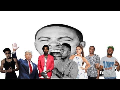 Celebrities Talk About Mac Miller (Kendrick Lamar, Wiz Khalifa, Ariana Grande, Donald Trump & more)