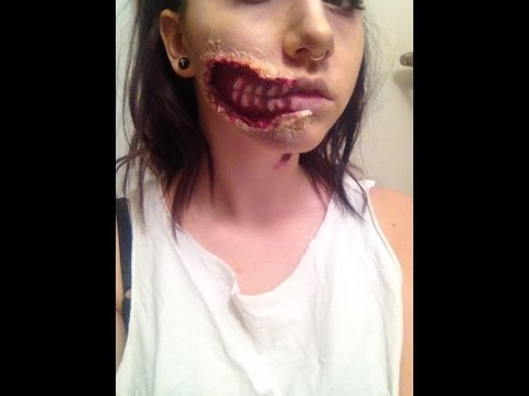 How To Look Like A Zombie