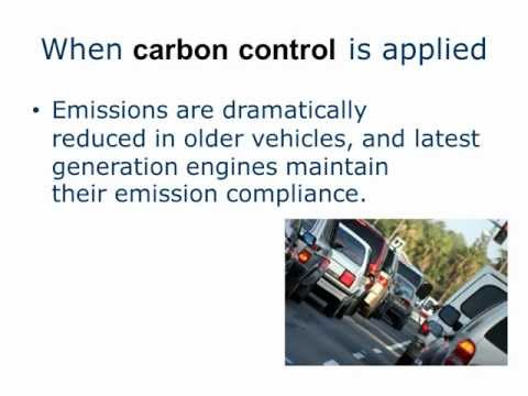 Reduce your car's harmful emissions.