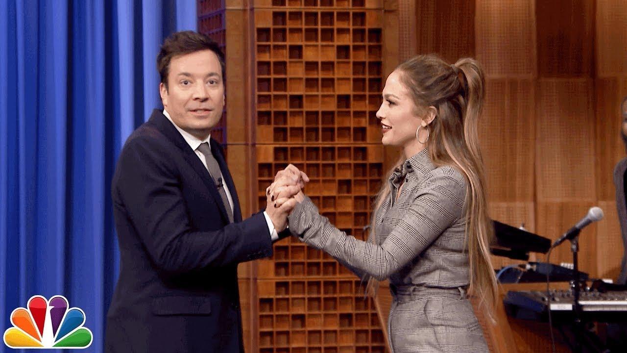 Dance Battle with Jennifer Lopez