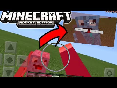How To Spawn A Derpy Golem In Minecraft PE 1.2.16+ (BOSS)