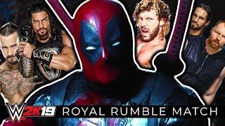 WWE 2K19 | Universe Mode - 'OUTTA NOWHERE!' | #14 | Music Jinni