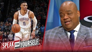 Jason Whitlock says James Harden and Russell Westbrook are