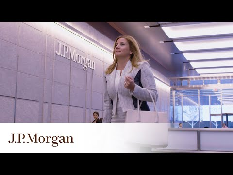 Day in the Life of a Corporate Banker | J.P. Morgan