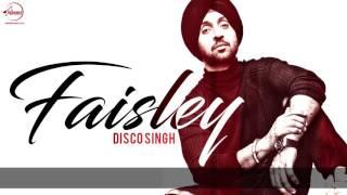 Faisley (Full Audio Song) | Disco Singh | Kamal Khan | Punjabi Audio Song | Speed Records