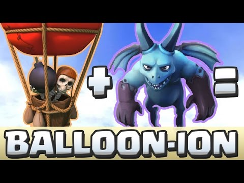 Amazing 3 Stars Strategy Town Hall 7!! |Balloon/Minion |Clash of clans