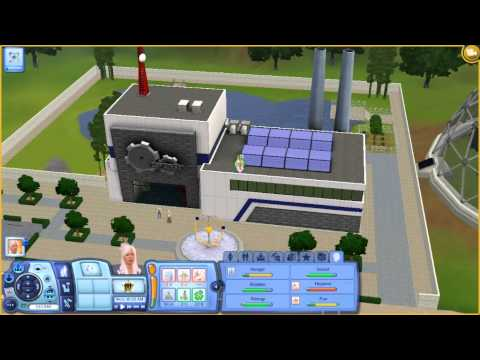 The Sims3 How To Bring A Dead Sim's Ghost Back(sometimes it might make them human)