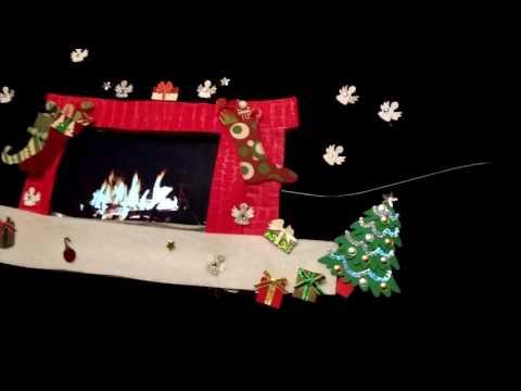 Fireplace sweater
