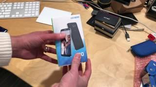 Alcatel A30 Smartphone ($60 Amazon version) unboxing