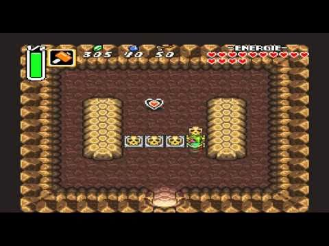 The Legend of Zelda A Link to the Past alle Herzteile