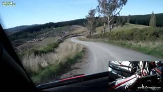 PADDON/KENNARD Rally Otago Onboard - RECORD BREAKING Kuri Bush