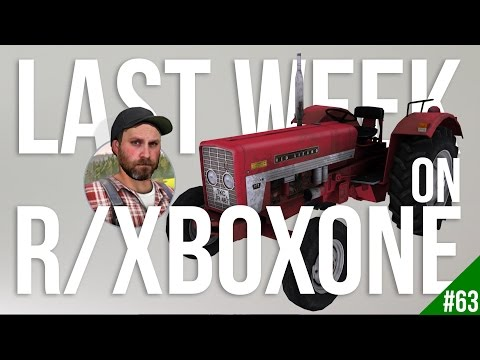 Last Week on r/XboxOne Ep 63: Farming Simulator, Groove Music, Reviews and More