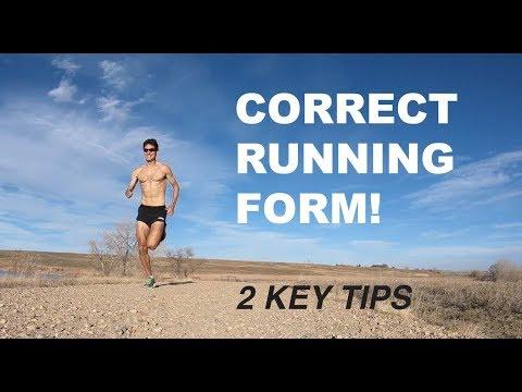 RUNNING FORM TIPS: LEG SWING-