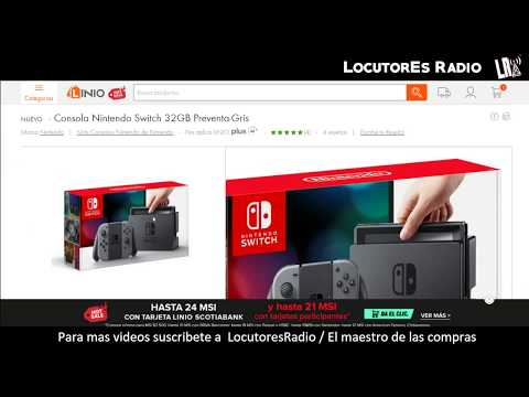 IMPRESIONANTE!!! SWITCH EN 8000 PESOS / Hot Sale Amazon