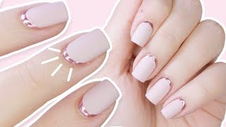 You HAVE To Try These Wedding Nails...