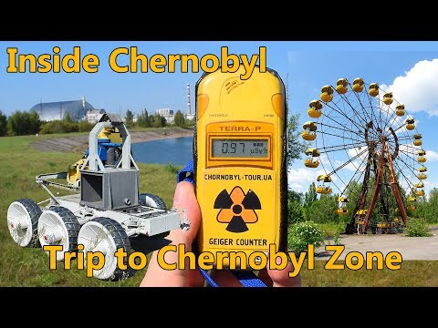2018! How to get to the Chernobyl's Exclusion Zone. My S.T.A.L.K.E.R. trip to the city of Pripyat