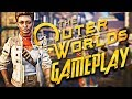 The Outer Worlds 1 Hour NEW Gameplay Dialogue And Quest Info