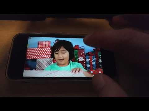 Corrected:Block videos/channels on Iphone for Youtube Kids app.Press the 3 dots at home or in video