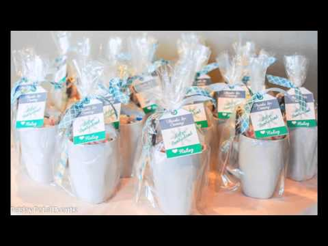 Ideas for Winter wonderland party favors