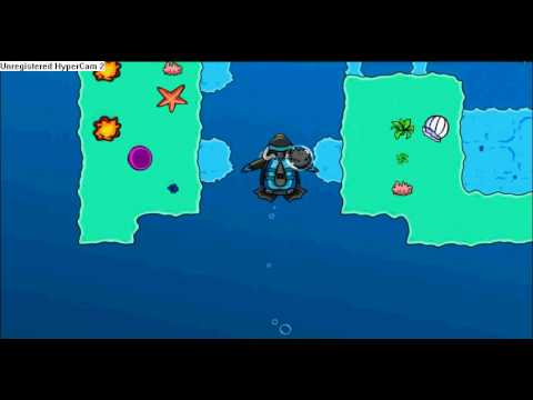 Club Penguin Puffle Rescue How to get the key