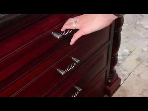 Silverware Divider Soft Close Drawer