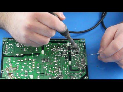 Philips 996500044559 TV Will Not Power On Power Supply Component Repair Kit 42MF 42PFL