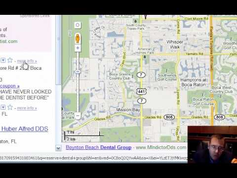 Getting in Google Map - Claiming your Local Map Listing on Google, Yahoo and Bing
