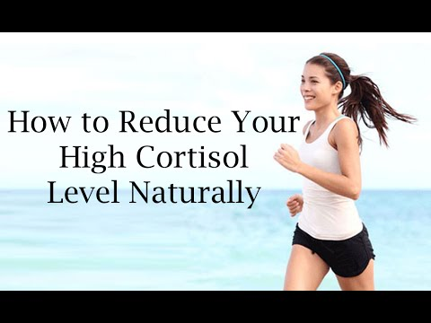 How to Reduce Your High Cortisol Level Naturally