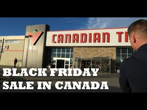 BLACK FRIDAY SALE IN CANADA + NEED SURGERY, BABY'S FIRST EYE EXAM