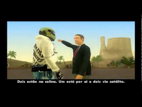 GTA SA BRASIL TUNADO (missâo N.O.E) BY OLIVEIRA FULL HD 1080p