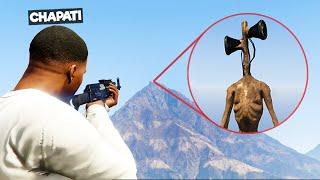 I Found SIREN HEAD | GTA 5