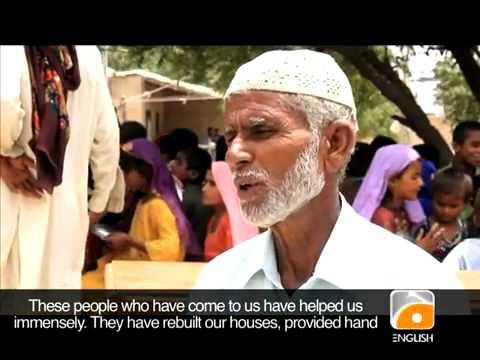 Rebuilding After the Sindh Floods 2011.